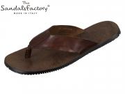 The sandals factory M7092 t.moro Vitello
