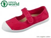 natural world W76777-67 rosa vivo organic cotton