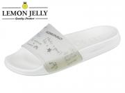 Lemon Jelly Leslie 01 Leslie 01 white