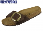 Birkenstock Madrid Big Buckle 1015313 gracefull toffee Birkoflor