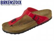 Birkenstock Gizeh 1014310 cherry Birkoflor