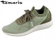 Tamaris Fashletics 1-23714-22-722 olive Textil Synthetik
