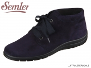 Semler Michelle M80153-042-080 midnight blue Samtchevro