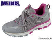 Meindl Turneo jr 2112-03 grau purple Nässeschutz
