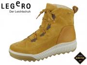 legero Tirano 5-09561-63 curry Velour Textil