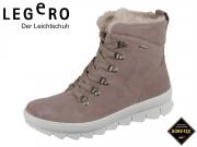 Legero NOVARA 5-00503-57 dark clay Velour