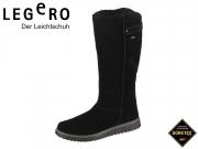 Legero CAMPANIA 5-00657-00 schwarz Velour