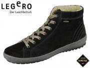 Legero TANARO 4.0 8-00619-00 schwarz Velour Tex