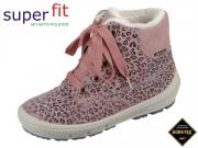 superfit GROOVY 5-06305-55 rosa Effektleder Velour