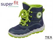 superfit ICEBIRD 5-09014-80 blau grün Velour Tecno