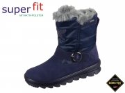 SuperFit Flavia 5-09215-81 blau Velour Textil