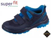 SuperFit Jupiter 5-09064-80 blau Velour Tecno