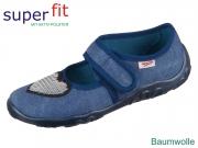 superfit BONNY 5-00280-80 blau Textil