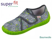 SuperFit BILL 5-00279-20 grau Textil