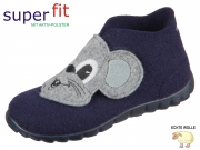 SuperFit HAPPY 8-00294-81 ocean komb Wollfilz