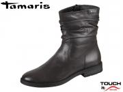 Tamaris 1-25014-23-214 anthracite Leder