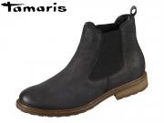 Tamaris 1-25056-23-021 black Leder