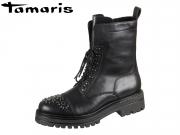 Tamaris 1-25235-23-082 black Mix Leder Synthetik