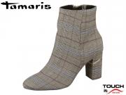 Tamaris 1-25330-33-901 tartan Textil