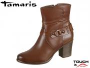 Tamaris 1-25340-23-311 muscat Materialmix Leder Synthetik
