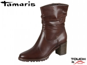Tamaris 1-25352-23-306 brandy Leder