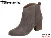 Tamaris 1-25362-23-206 graphite Mix Leder Synthetik