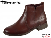 Tamaris 1-25397-23-449 chestnut Leder