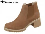 Tamaris 1-25447-23-305 cognac Leder