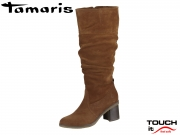 Tamaris 1-25554-23-339 maroon Leder