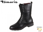 Tamaris 1-26215-23-001 black Mix Leder Synthetik