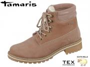 Tamaris 1-26244-23-517 oldrose Leder