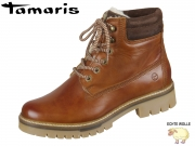 Tamaris 1-26253-23-305 cognac Leder