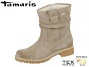 Tamaris 1-26471-23-341 taupe Leder