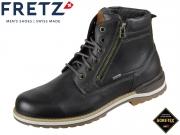 Fretz Men Cooper 1388.1910 51 noir Goretex