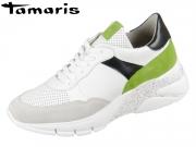 Tamaris 1-2378132-701 Green Comb Leather