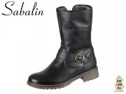 Sabalin 54-3446-384 black Nappa