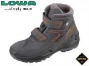 Lowa Milo GTX mid 640542 9720- 650542 9720 anthrazit orange Leder-GTX