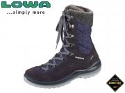 Lowa Barina II GTX 420408 6930 navy grau Leder-GTX