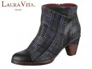 Laura Vita Aliczeeo 06 SL1293-6G noir Leder