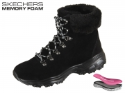 Skechers D´Lites Alps 48644 BLK BLK Waterrepellent