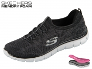 Skechers Empire-Sharp Thinking 12418-BKW black-white
