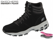 Skechers D´Lites Chill Flurry 49727 BLK BLK