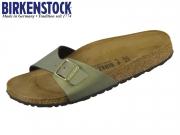 Birkenstock Madrid 1014295 icy metallic stone gold BF