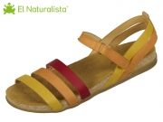 El Naturalista Zumaia N 5244 orange mix orange mic multi leather