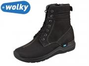 Wolky Walla Walla 0660711-000 black CW Antique Nubuck