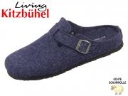 Living Kitzbühel 3665-595 dunkelblau