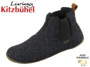 Living Kitzbühel 3064-600 anthrazit Wolle