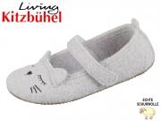 Living Kitzbühel 3624-620 hellgrau Wolle