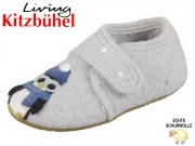 Living Kitzbühel 3616-620 hellgrau Wolle