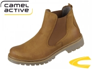 camel active Canberra 873.72-02 brandy Soft Crazy Horse